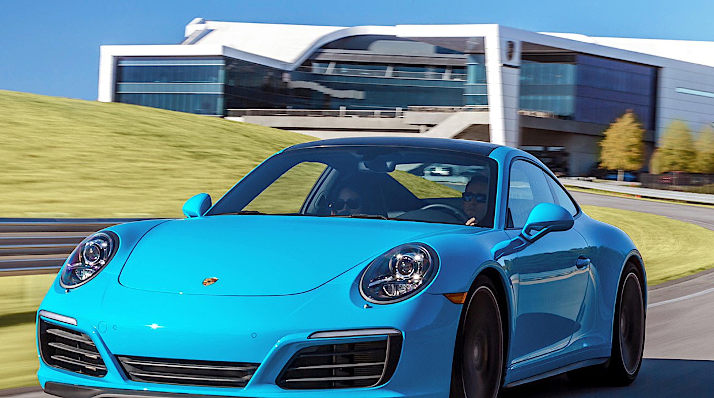 Porsche Drive experience Atlanta