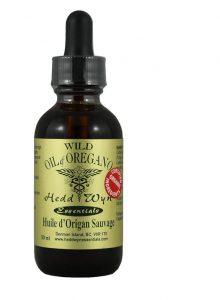 Head Wyn Wild Oil of Oregano to fight colds