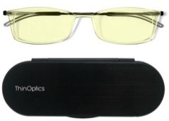 Thin Optics Milano computer reading glasses