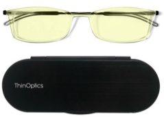 Thin Optics Milano computer reading glasses