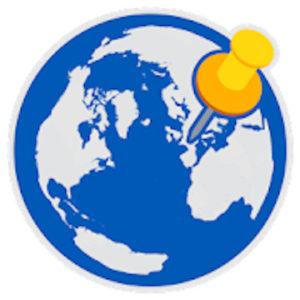 Visited app logo