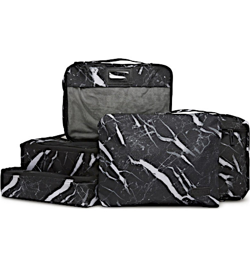 Stylish travel accessories packing cubes for clothes