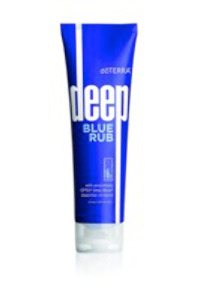 Healthy alternative for sore muscles, easy to rub in cream.