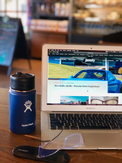 how to use less plastic - Reusable coffee mugs from Hydro Flask