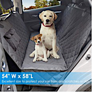 Car seat protector for any model automobile