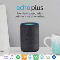 Easy setup with premium sound, and voice controls.