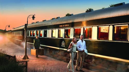 Cape Town- Rovos Rail