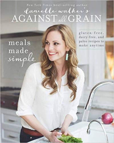NY Times Bestselling author's cookbook for simple healthy meals.