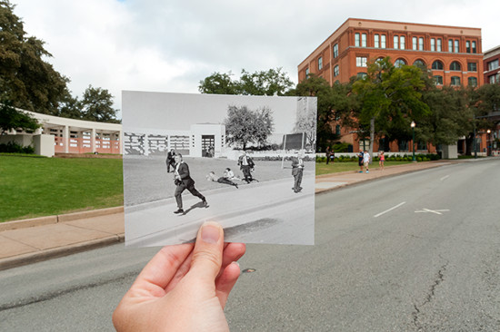 Dealey Plaza in Dallas