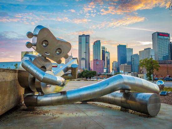 Deep Ellum Dallas Art