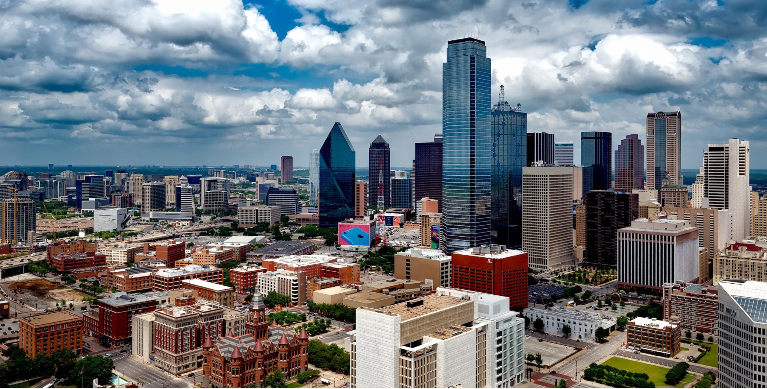 Dallas Tx Cityscape