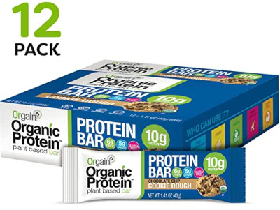 Protein Plant based nutritious bars pack of 12