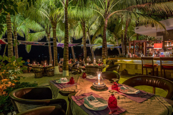 Si Senor Restaurant, El Anclote near Punta Mita