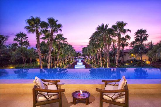 The beautiful St Regis resort, Punta Mita
