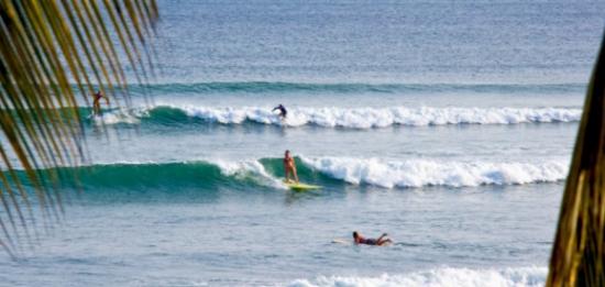 Surf El Anclote Beach, near Punta Mita
