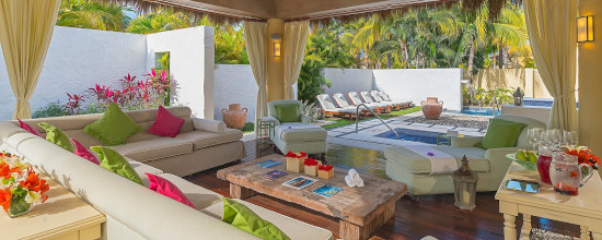 Relax at the Remede Spa, St Regis in Punta Mita