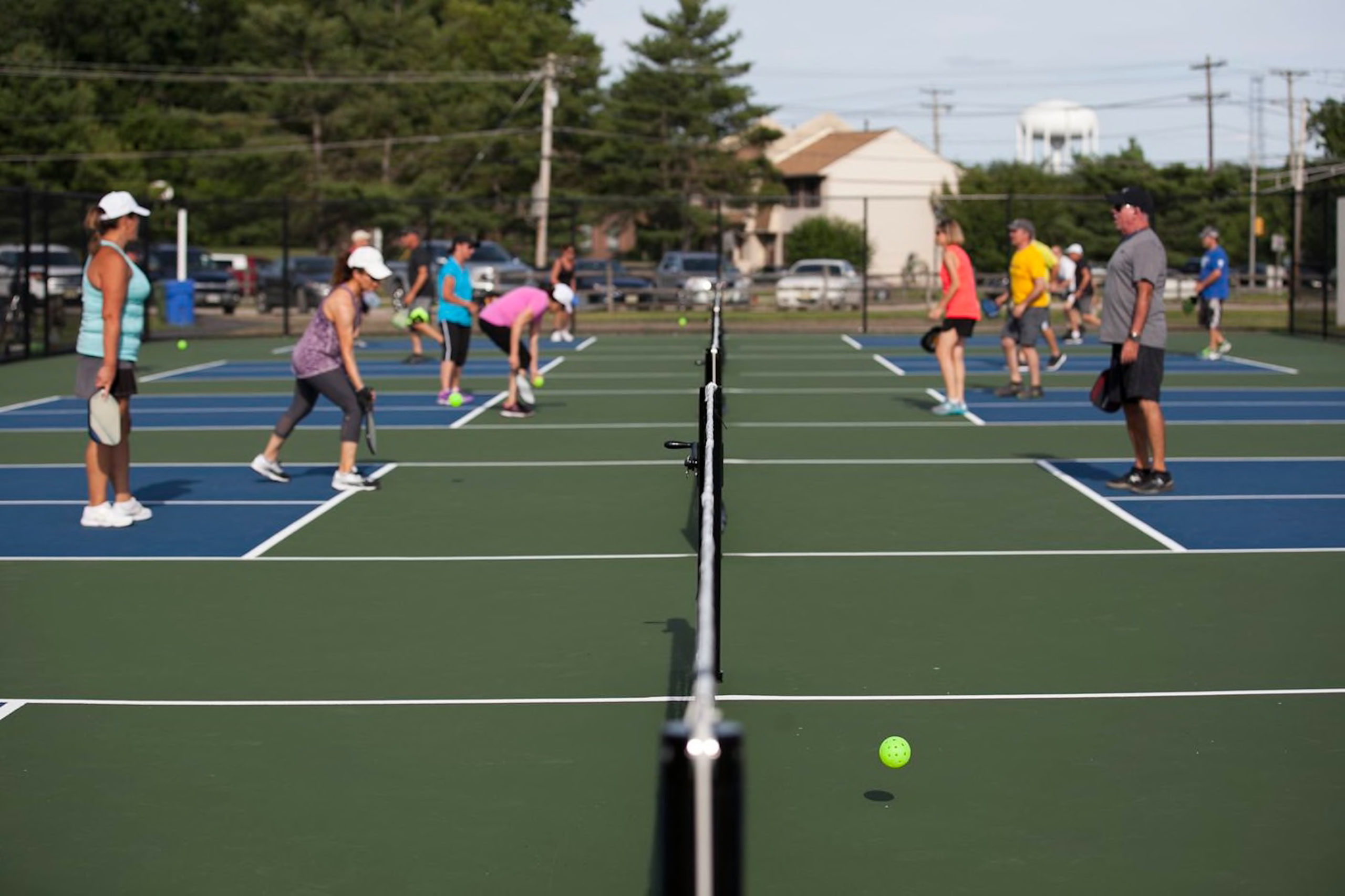 Pickleball participation is up!