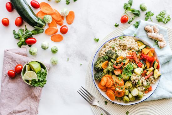 Vegen diet picture
