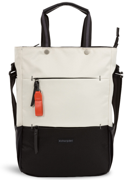 Sherpani backpack for the gym