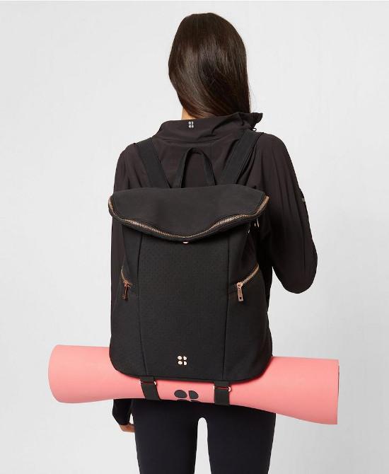 Sweaty Betty App sport backpack