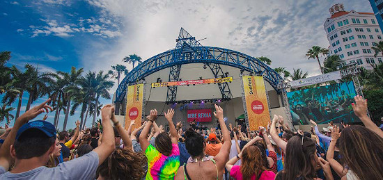Sunfest West Palm Beach Music Festival 2020