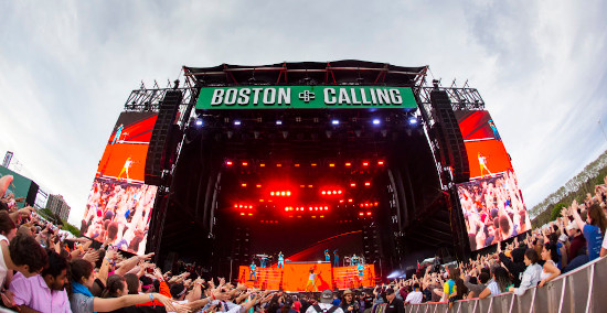 Boston Calling 2020 Music Festival