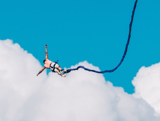 Bungee jumping? Buy travel insurance