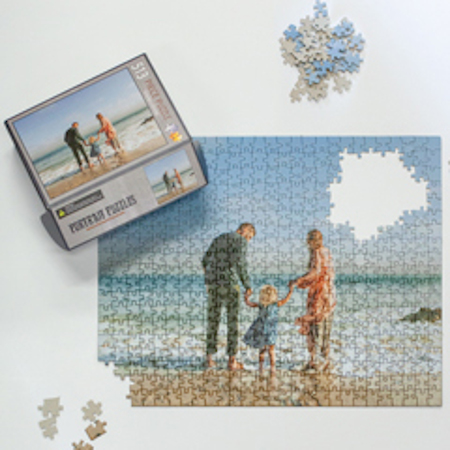 Making Jigsaw puzzles from photos