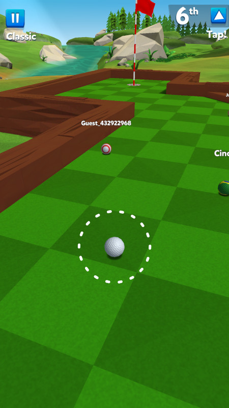 Golf Battle - best multiplayer game online