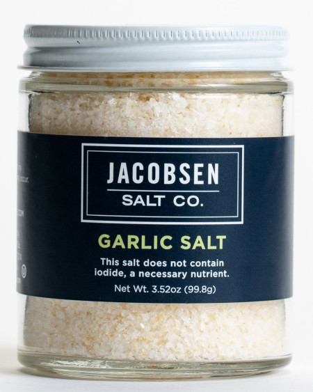 A versatile salt that works across a variety of simple dishes.