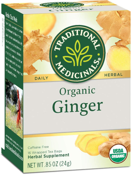 Caffeine free, spicy and warming tea to boost immunity and overall good health.