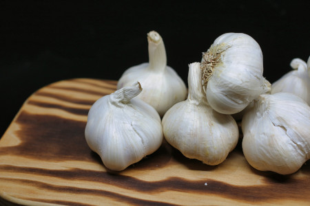 garlic is a food that boosts your immune system
