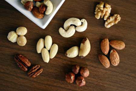 Nuts help boost your immunity