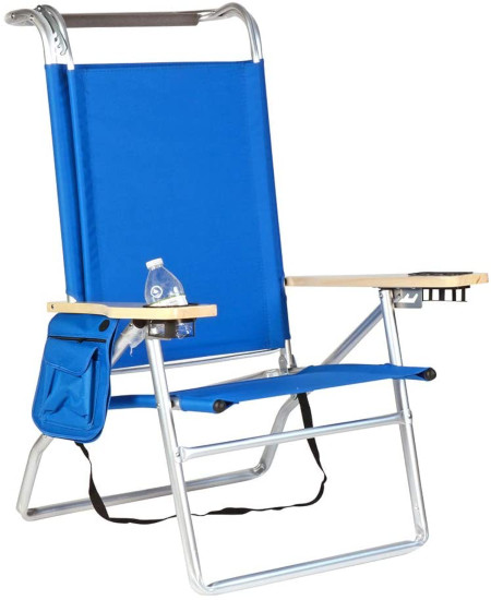 What to bring to a picnic 4 way adjustable chair with canopy for outdoor comfort.