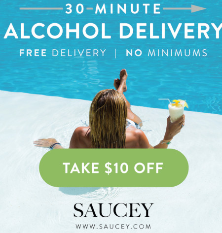 30 min alcohol delivery service