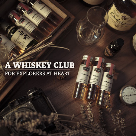 Best alcohol delivery service whiskey club