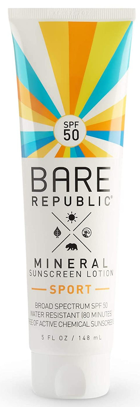 Environmentally friendly, and safe for all skin types, water resistance for up to 80 minutes.