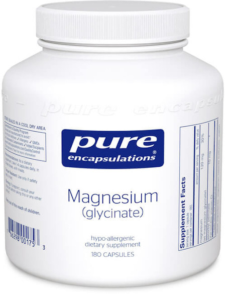 Helpful with sleep, cardia health, bone density and cardio vascular functions.