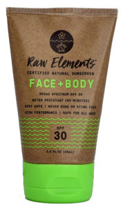 best organic sunscreens - Top rated EWG sunscreen for all ages and skin types.