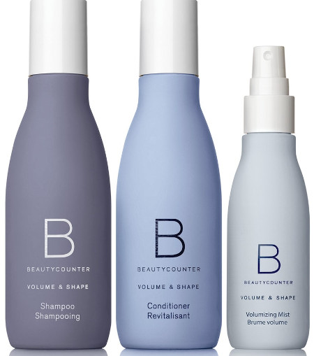 Results in enviable oomph with this collection for fine hair, featuring hibiscus plant proteins to give a boost of weightless volume.