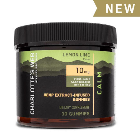 Good for supporting a sense of calm and relaxation with a botanical blend of lemon balm, L-theanine and whole-plant hemp extract.