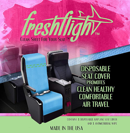 Compatible with Economy, Comfort Plus, Business & First Class..