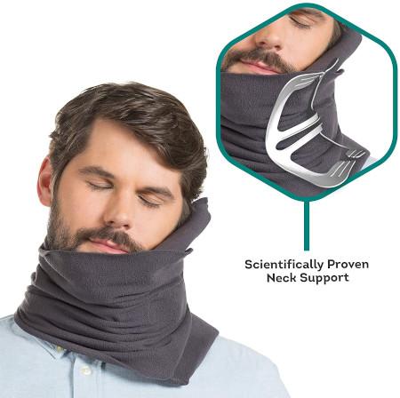 Stress Free Travel - neck wrap for sleep