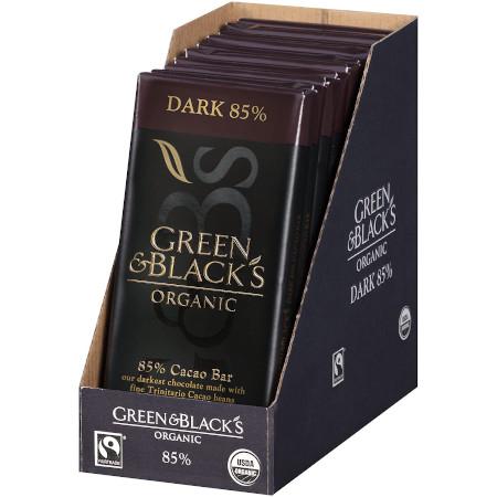 Green & Blacks organic Dark