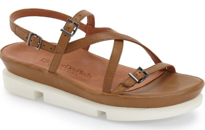 how to take care of your feet - Soft slender straps, with platform and cushy footbed for style and comfort all day.