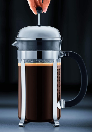 Stylish and so easy to you to make a wonderful cup of coffee.