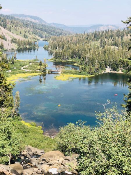 weekend getaway ideas - the mountains