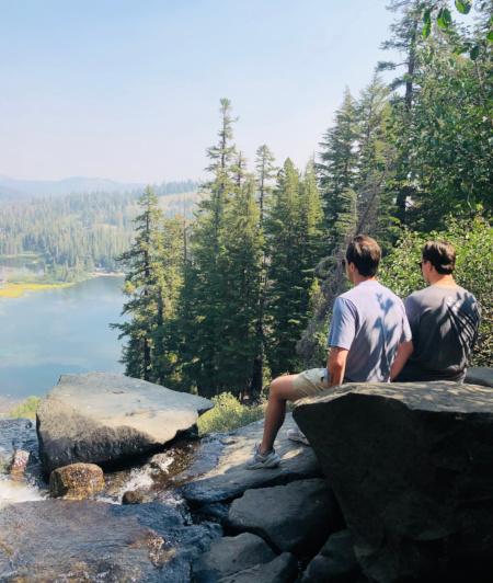 weekend getaway - the mountains