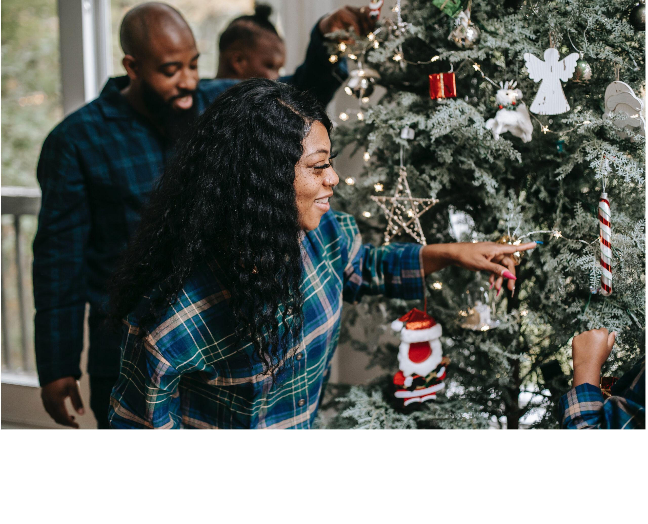 Holiday Hacks for christmas trees