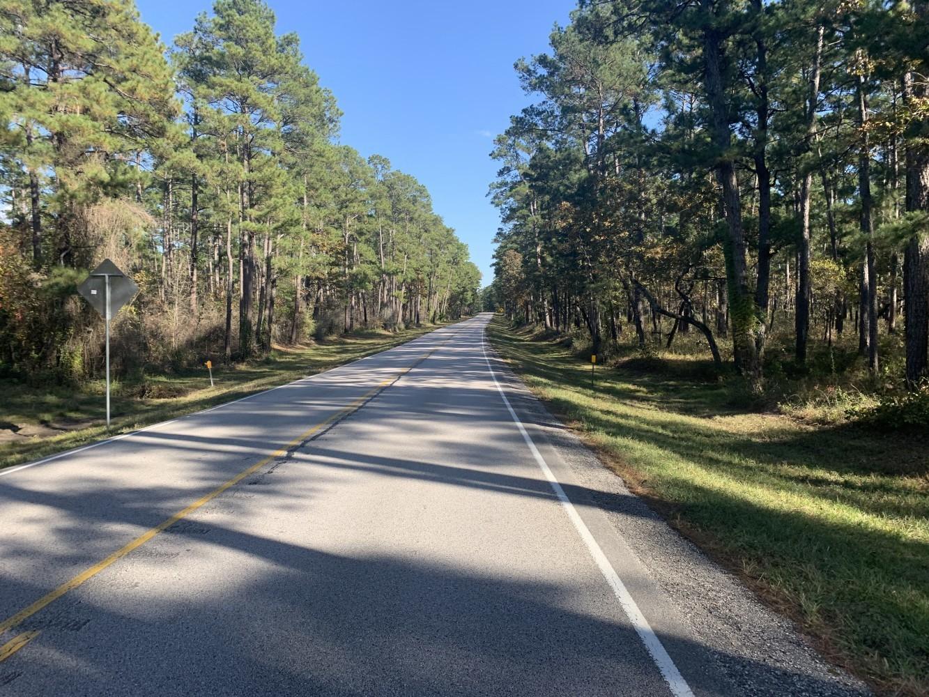 Bike trip cross country texas